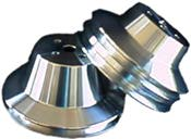 Aluminum Water Pump Pulleys